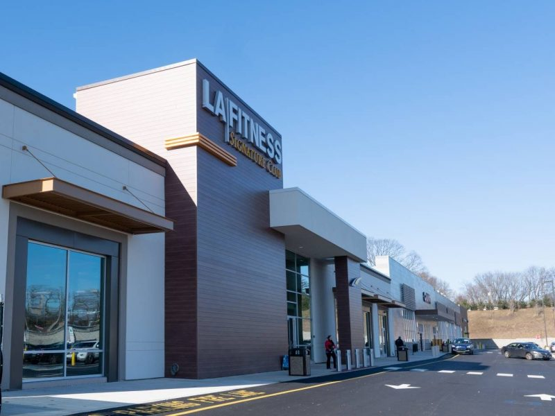 LA Fitness – Broomall, PA