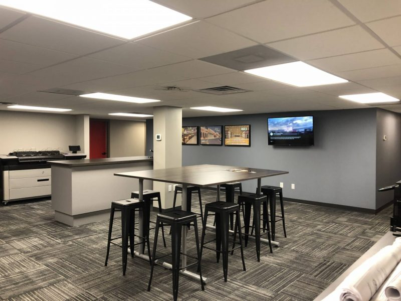 Ames Office Addition/Renovation – Ephrata, PA